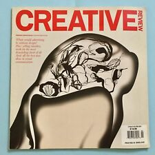 CREATIVE REVIEW MAGAZINE FEBRUARY 20O5 ADVERTISING ART