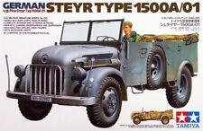 Tamiya 35225 1/35 Military Model Kit WWII German S.gl.Pkw Steyr Type 1500A/01