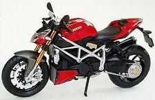 Ducati Streetfighter S 1/12 Maisto P31188