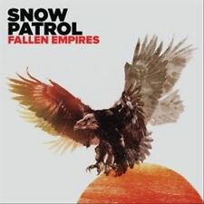 Fallen Empires by Snow Patrol 2012 Audio CD