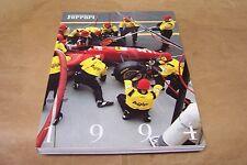 ANNUARIO FERRARI 1994 - perfetto, raro - cm 24,5 x 33, pag 216 -