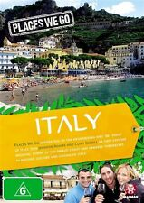 Places We Go - Italy (DVD, 2011)