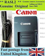CANON Genuine Charger LC-E5e LP-E5 EOS 450D 500D 1000D Rebel T1i XS XSi Kiss X2
