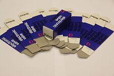 Mullard Valve Tube boîtes x 10pcs taille 2 (EL34 / 6v6gt)