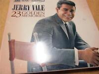 Jerry Vale 23 Golden Memories AUDIOPHILE original gold  CD Philippines sealed