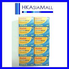 10 rolls Kodak UltraMax 400 35mm Color Film 36 Exp ISO 400 au NEW FreeShip Track