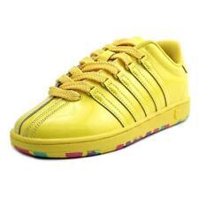 Scarpe sneakers giallo per bambine dai 2 ai 16 anni