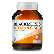 Blackmores Vitamin C 500 mg 120 tablets