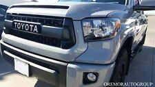 2014-2017 Tundra TRD Pro Grill & Hood Bulge Toyota 1H5 Cement Gray Genuine OEM