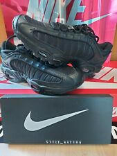 Nike Air Max  Tailwind IV SP - **Triple Black**  - Awesome - UK  9- Eur 44 - NEW