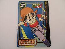 Carte DRAGON BALL GT Carddass Hondan DP GT Part 26 N°20 - BANDAI 1996 Jap