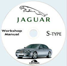 Workshop Manual JAGUAR S-TYPE 2002/2008 + wiring diagrams.
