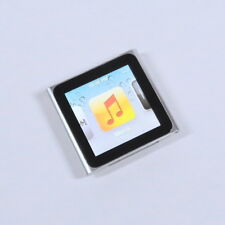 Apple iPod Nano 16GB 6th Gen Generation Silver MP3 WARRANTY