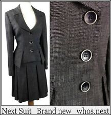 14 NEXT 14 BNWT Gorgeous  vintage style skirt suit ladies work business New eu42