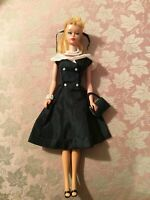 Vintage #5 Mattel Ponytail Barbie Doll Blonde