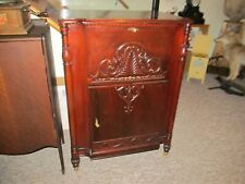Mira Empress 15 1/2 inch console music box with one disc restored