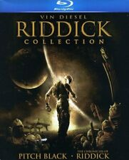 Riddick Collection (Pitch Black / Chronicles of Riddick) [Blu-ray] New!