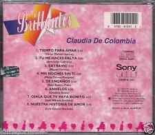 rare CD 70s 80s CLAUDIA DE COLOMBIA tiempo para amar TU ME HACES FALTA anhelos