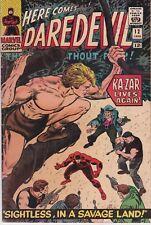 Daredevil #12. VG. 1966