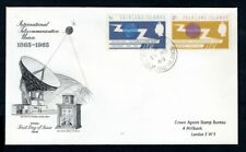 Falkland Islands - 1965 ITU First Day Cover