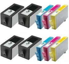 10 NON-OEM INK CARTRIDGE HP 920XL OfficeJet 6500 6000 7000 7500A 6500A PLUS 6500