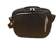 Belkin  Black Protective Clam shell  laptop Messenger Bag Includes Pouch