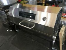 Kingrite - #CO1 Stainless Steel Rotisserie Spit with Stainless Steel Cover $950
