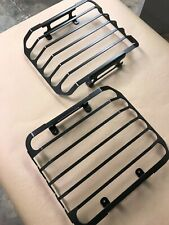 Land Rover Defender Head Light Head Lamp Grille Guards 90 110 Protection Metal