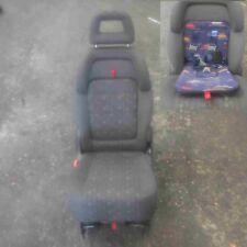 Volkswagen Sharan 2000-2003 Passenger NS Rear Kids Booster Seats Built In