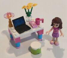 Lego 30102 Olivia's Desk Friends 100% Complete