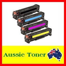 4x Toner CF380X CF381-CF383A for HP LaserJet Pro MFP M476 M476dn M476dw M476nw