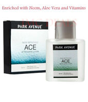 PARK AVENUE Ace After Shave Lotion With Aloe Vera & Vitamins 50ml & 100ml