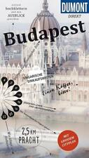 DuMont direkt Reiseführer Budapest von Matthias Eickhoff (2017, Taschenbuch)