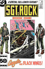 Sgt. Rock Comic Book #405, DC Comics 1985 VERY FINE+