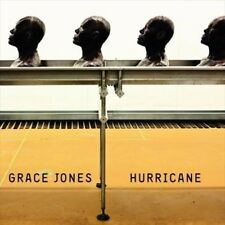 GRACE JONES - HURRICANE NEW CD