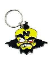 Official Crash Bandicoot Dr Neo Cortex Keychain/keyring from Numskull Brand New