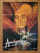 Apocalypse Now A - style / Bob Peak / German 1-sheet 1979 Francis Ford Coppola