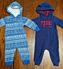 c4d737a9f Carter s Fleece 6 Months Sleepwear (Newborn - 5T) for Boys