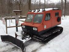 DMC Thiokol LMC Imp 1404WTsnow groomer Sno-Cat Movie Prop The Thing snowcat