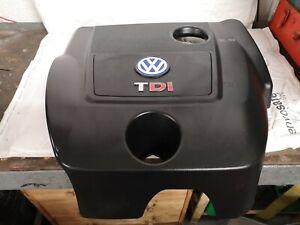 VW POLO 1.4 6v TDI ENGINE COVER - BNM, BWB, BNV, BMS - 038103925 - POLO, GOLF