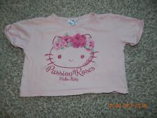Hello Kitty Top in rosa gr. 140-Top Zustand