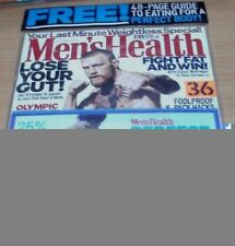 April Men's Monthly Health & Fitness Magazines