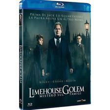 Blu Ray Limehouse Golem - Mistero Sul Tamigi (2018) - Horror ......NUOVO