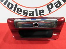 DODGE RAM 1500 DT Delmonico Red Tailgate W/Chrome Handle NEW OEM MOPAR