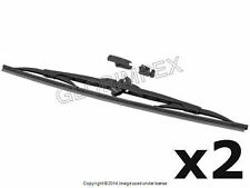 """16"""" Front Left and Right Wiper Blade """"MICRO EDGE"""" Set of 2 BOSCH +WARRANTY"""