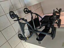UPWALKER Upright Medical Walking Aid Euro Style Rollator H200 (Standard Size).