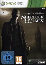 Das Testament des Sherlock Holmes (Sony PlayStation 3, 2012)