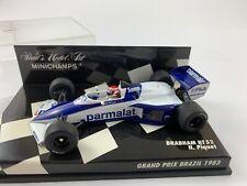 Minichamps Brabham BT 52 N. Piquet Grand Prix Brazil 1983 1:43 *OVP*