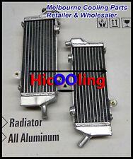 Aluminum radiator for KTM 250/350/450 SXF/SX-F/XC-F/XCF 2013 2014 13 14