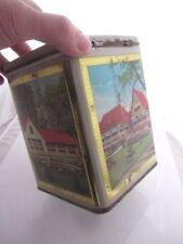 ANCIENNE BOITE METAL ADINKERKE MELI VINTAGE TIN BOX